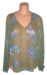 French Connection Sheer Tunic