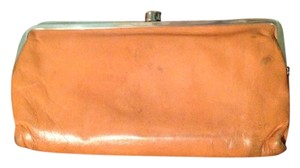 Hobo International Peachy Orange Clutch