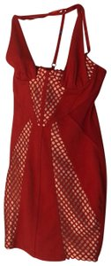 MEK DNM short dress red on Tradesy