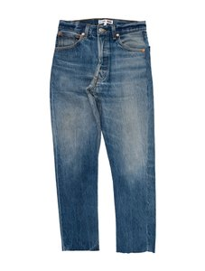 RE/DONE Re/Done Denim Classic Straight Leg Jeans-Medium Wash