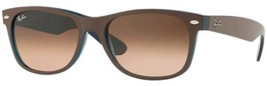 Ray-Ban Brown Gradient Lens Rb2132 6310a5 Unisex Square