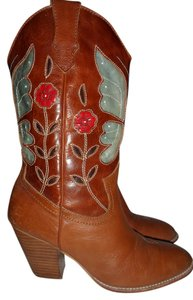 Steve Madden Saddle Brown Boots