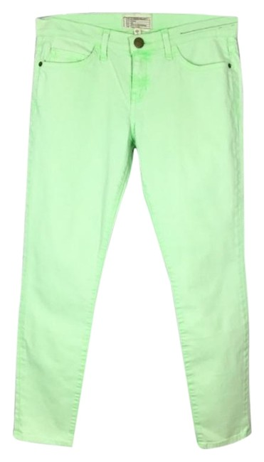 Item - Lime Green The Stiletto Skinny Jeans Size 28 (4, S)