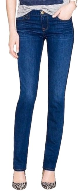 Item - Blue Medium Wash Sutton Matchstick 27 Skinny Jeans Size 4 (S, 27)