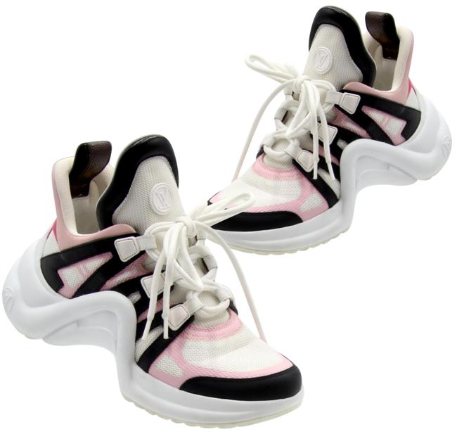 Item - Pink Rose Clair Archlight Womens Sneakers Size EU 37 (Approx. US 7) Regular (M, B)