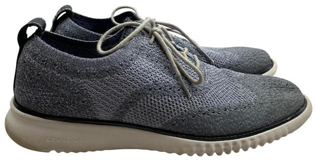 Item - Gray Zerogrand Stitchlite Oxford 9m Sneakers Size US 9 Regular (M, B)