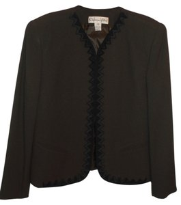 Dior Jacket Brown Blazer