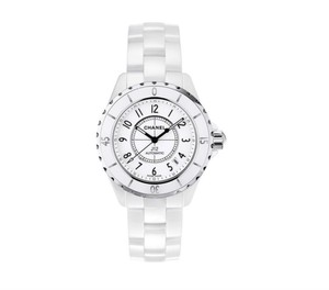 Chanel Chanel J12 White Ceramic Automatic 38mm Watch