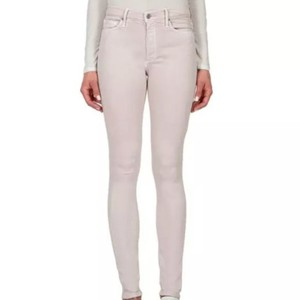 Black Orchid Denim Highrise Skinny Jeans-Light Wash