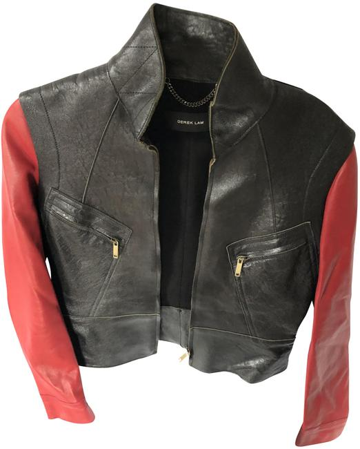 Item - Black and Red Jacket Size 10 (M)