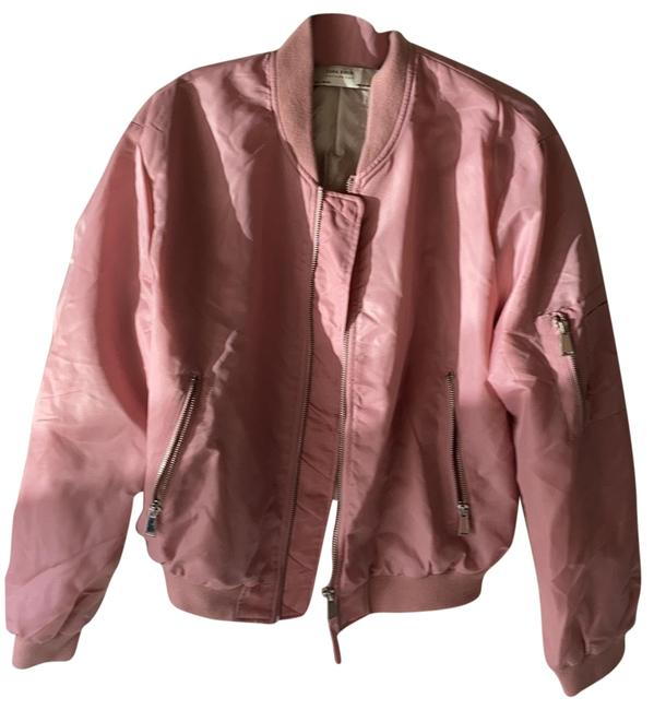 Item - Pale Pink Basics Jacket Size 4 (S)
