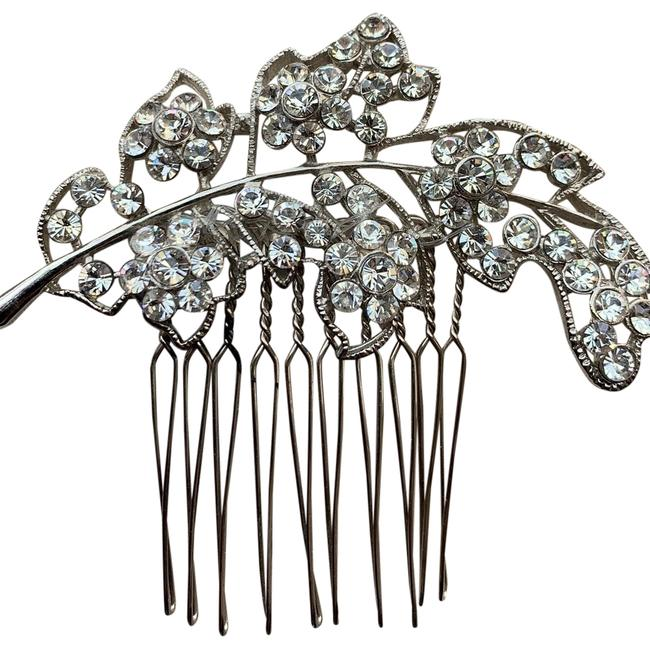 Item - Silver Hc19 Hair Accessory