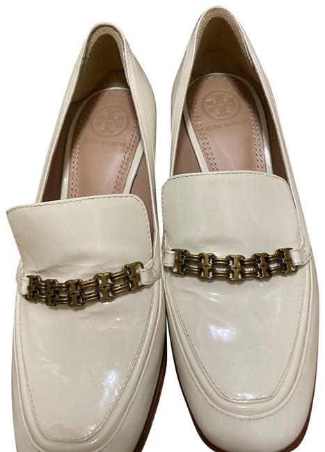 Item - White Leather Like New Wear Only Once Platforms Size US 5 Regular (M, B)