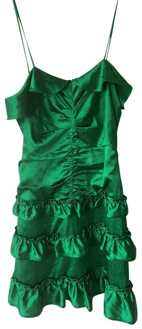 Item - Green Short Night Out Dress Size 2 (XS)