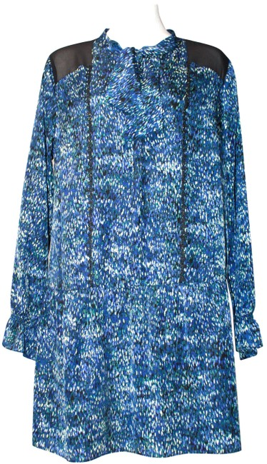Item - Multicolor Button Up New with Tags Mid-length Casual Maxi Dress Size 12 (L)