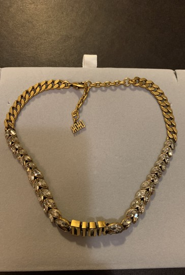 Gold Choker Necklace Crystal Necklace N035,N039-CZ Choker Necklace