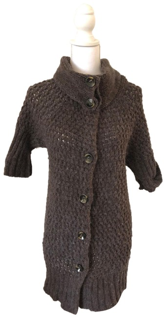 Item - Knit Brown Sweater