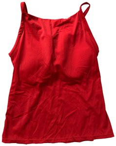 Norm Thompson Top red