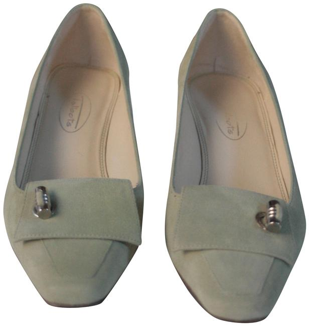 Item - Sage Pumps Size US 7 Wide (C, D)