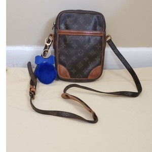 Louis Vuitton Monogram Danube Vintage Cross Body Bag