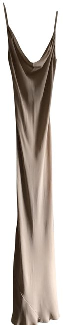 Item - Nude Beige Naked By Long Casual Maxi Dress Size 0 (XS)