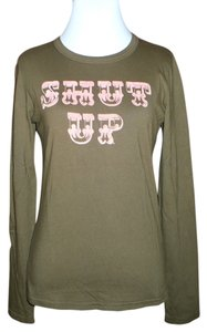 Juicy Couture T Shirt Army Green