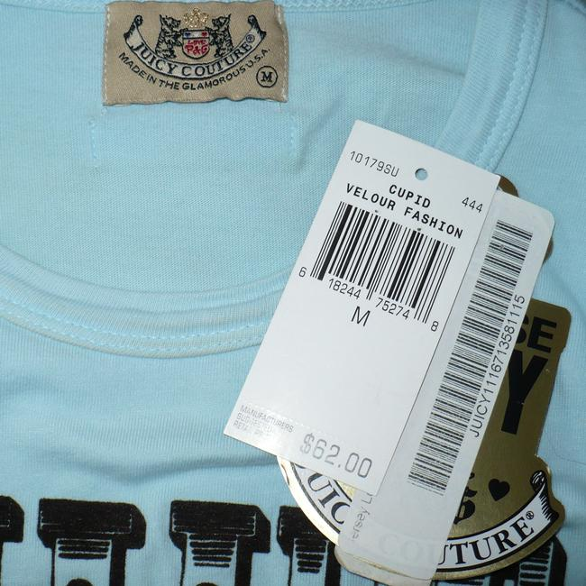 Juicy Couture T Shirt Light Blue