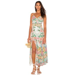 Peacock Maxi Dress by Spell & the Gypsy Collective Boho Bohemian Revolve Floral Summer