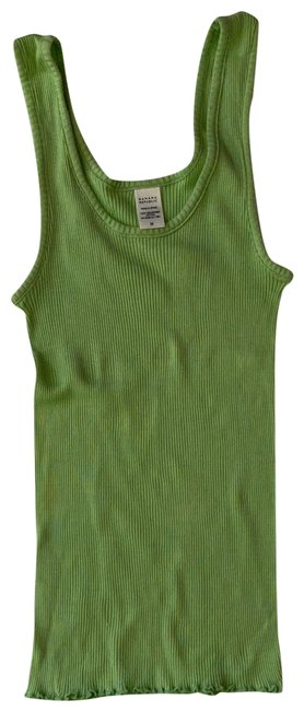Item - Lime Green Tank Top/Cami Size 8 (M)