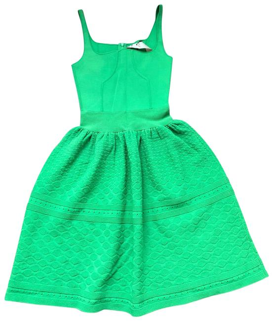 Item - Green Wonderful From N21.condition:brand New.size Is Italian 42/Medium. Mid-length Casual Maxi Dress Size 8 (M)