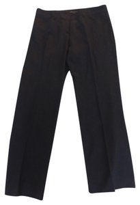 Theory Wide Leg Pants brown