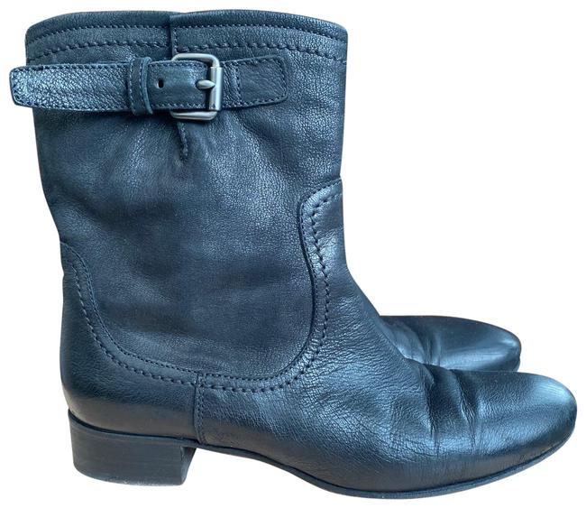 Item - Black Boots/Booties Size EU 41 (Approx. US 11) Regular (M, B)