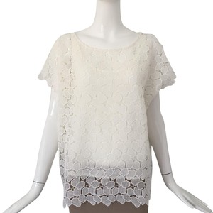Cacharel Top white
