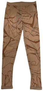 Missoni print leggings