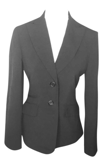 Item - Black Noreen Fully Lined Dress Career Professional Blazer Size 6 (S)