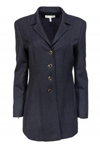 Escada Dark Grey Wool Jacket