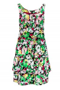 Moulinette Soeurs Floral Silk Dress