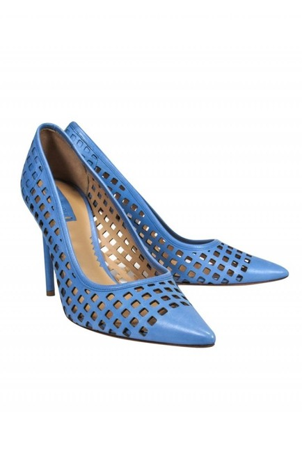 Item - Blue Pumps Size US 7.5 Regular (M, B)