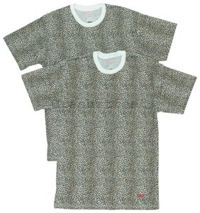 Supreme Supreme SS19 Hanes Leopard Tagless Tees (Pack of 2)