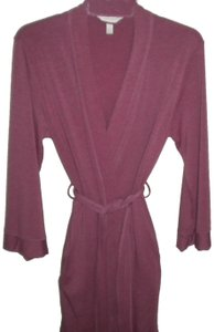 Charter Club short dress Mauve Lounge Belted on Tradesy
