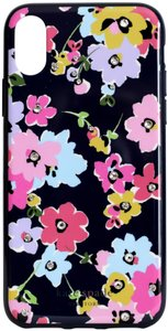 Kate Spade Kate Spade New York iPhone XS X Jeweled Wildflower Bouquet Phone Case