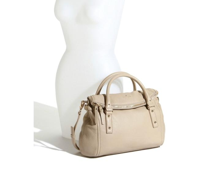 Item - Cobble Hill Tan Leather Satchel