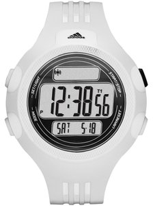 adidas ADP6083 Unisex Sports Watch White Digital