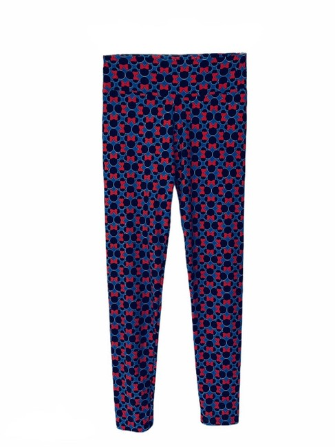 Item - Blue Disney Minnie Mouse Leggings Size OS (one size)