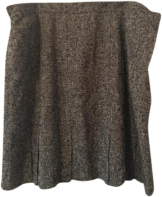 Item - Brown None Skirt Size 22 (Plus 2x)