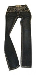 Laguna Beach Boot Cut Jeans-Dark Rinse