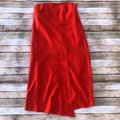 Tibi Red Strapless Structured Short Cocktail Dress Size 4 (S) Tibi Red Strapless Structured Short Cocktail Dress Size 4 (S) Image 3