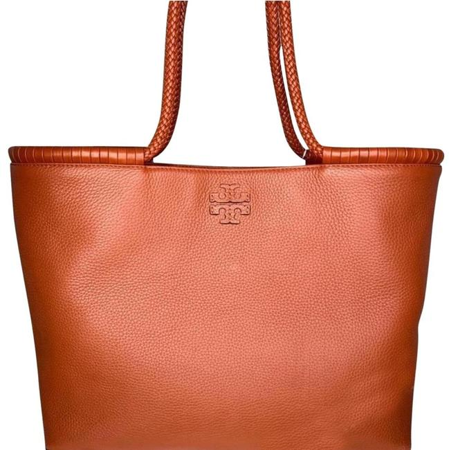 Item - Taylor Desert Spice Brown Leather Tote