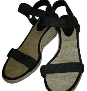 Lauren by Ralph Lauren black Sandals