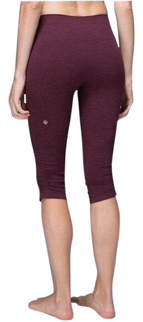 Item - Burgundy In The Flow Activewear Bottoms Size 6 (S, 28)